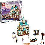 LEGO Disney Frozen II Arendelle Castle Village 41167 Toy Castle Building Set $54
