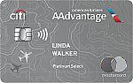 Citi® / AAdvantage® Platinum Select® World Elite Mastercard® - Earn 50,000 Bonus Miles after Qualifying Purchase