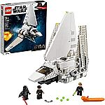 LEGO Star Wars Imperial Shuttle 75302 (660 Pieces) $60