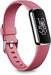 Fitbit Luxe Fitness & Wellness Smart Wearable $100 (save $50)