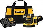 DEWALT 20-Volt Brushless Cordless Random Orbital Sander with Bag (Battery Included) $99 (YMMV)